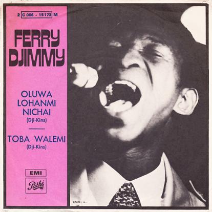 Ferry Djimmy - Oluwa Loranmi Nichai / Toba Walemi