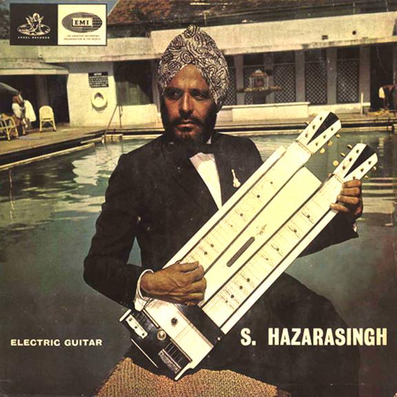 S Hazarasingh Electric Guitar